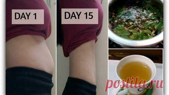 Как я потеряла 10 кг за 15 дней — секретный рецепт!   Диеты со всего света