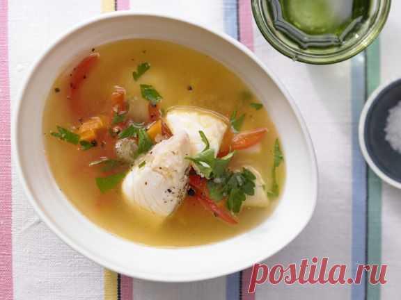 Schnelle Fischsuppe Rezept | EAT SMARTER
