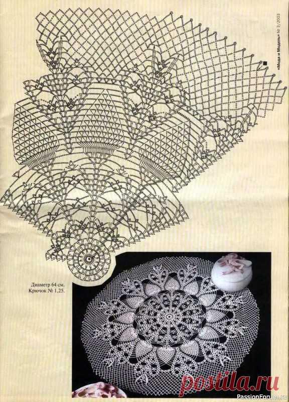 Мода и модель - вязание крючком. Филейная техника | Вязаные крючком аксессуары