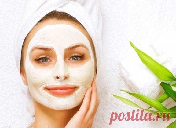Делаем простую домашнюю маску для лица | Делимся советами