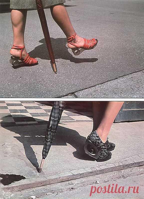 Ретро-туфли / История моды / Модный сайт о стильной переделке одежды и интерьера
