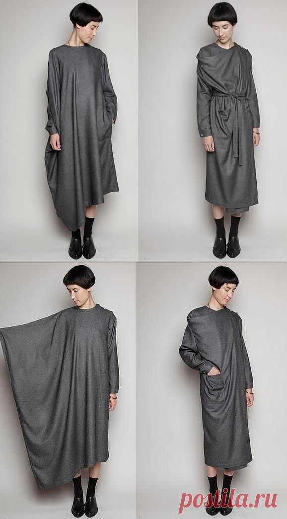 Платье Boessert Schorn / Простые выкройки / Модный сайт о стильной переделке одежды и интерьера