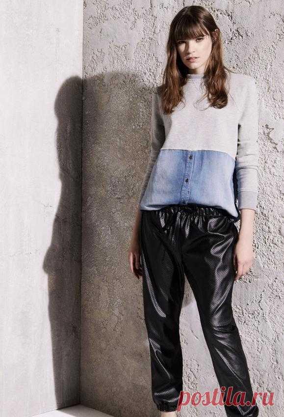 Дружба толстовки с рубашкой / Худи / Модный сайт о стильной переделке одежды и интерьера