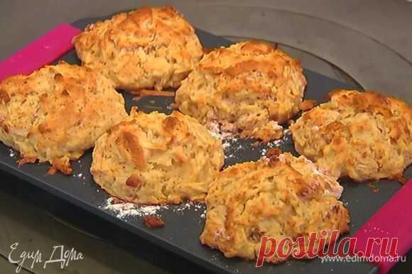 Яблочные кексы с кленовым сиропом , пошаговый рецепт на 2646 ккал, фото, ингредиенты - Юлия Высоцкая