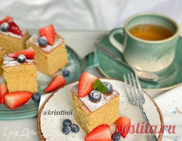 Миндальные квадратики, пошаговый рецепт на 4096 ккал, фото, ингредиенты - @krisstinii