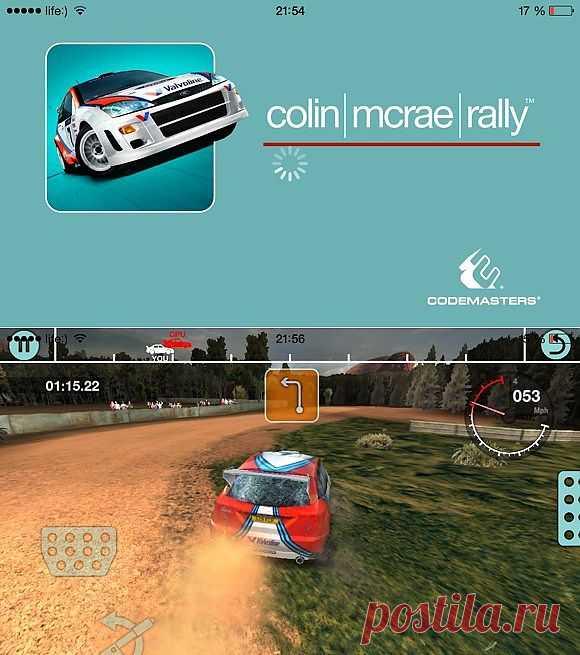 [App Store] Colin McRae Rally