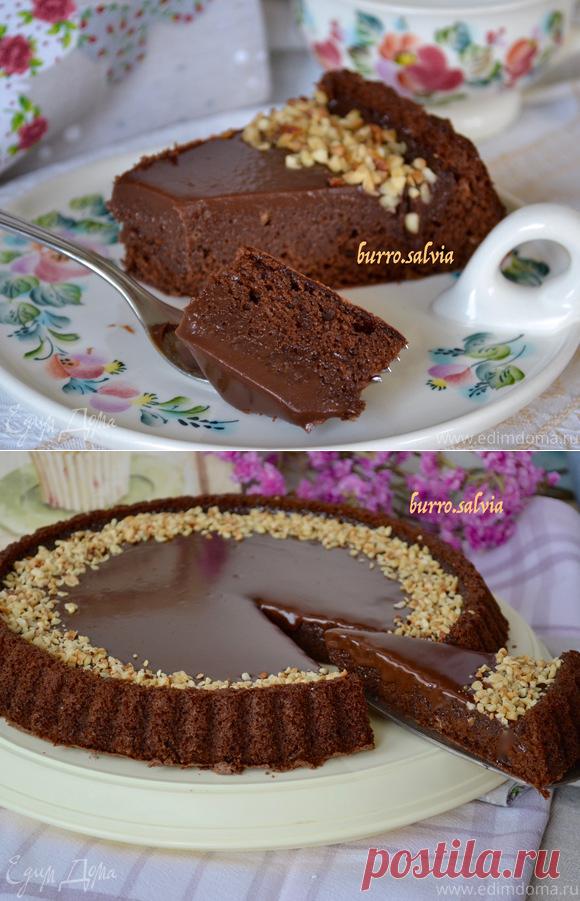 Итальянский шоколадный торт «Джандуйя» | Официальный сайт кулинарных рецептов Юлии Высоцкой