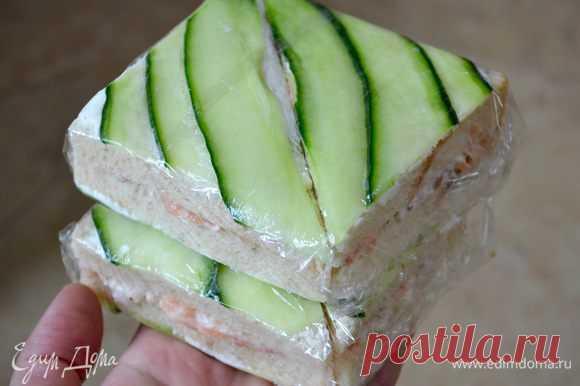 Los sándwiches \