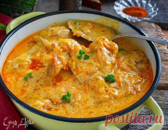 Вкуснейший паприкаш с курицей: секреты традиционного венгерского блюда. Кулинарные статьи и лайфхаки