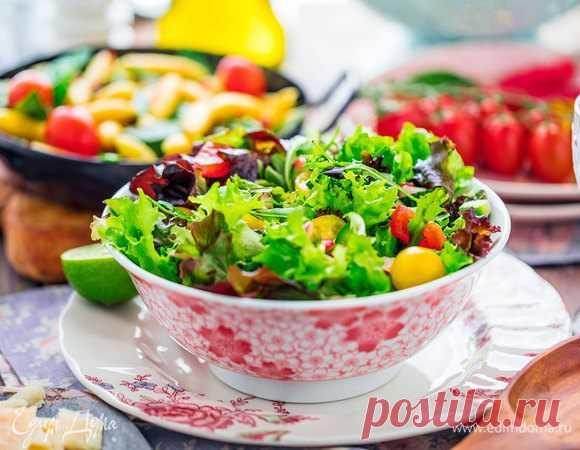 Весенние блюда из простых продуктов