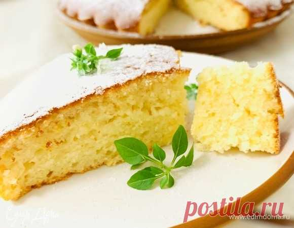 Лимонный пирог рецепт 👌 с фото пошаговый