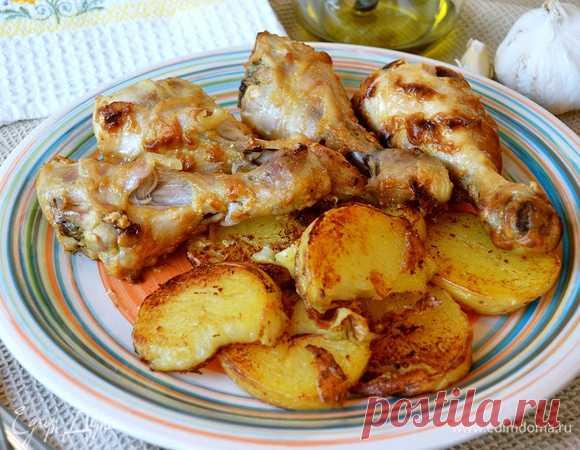 Топ-20 рецептов запеченной курицы в духовке от «Едим Дома».