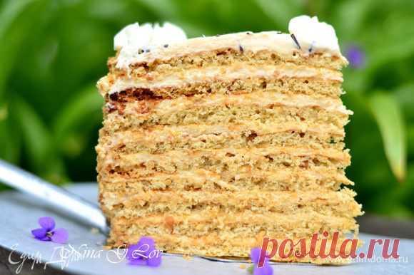 Арахисовый торт «Коровка» – сайт рецептов Юлии Высоцкой