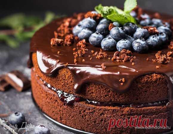 20 лучших тортов от «Едим Дома». Кулинарные статьи и лайфхаки