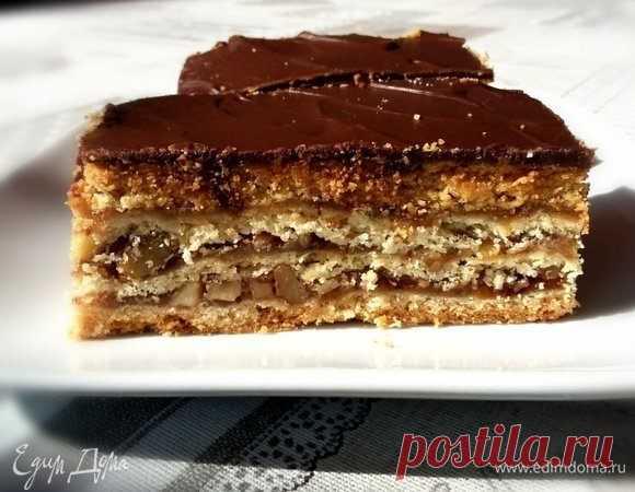 Пирожное «Жербо», пошаговый рецепт на 8542 ккал, фото, ингредиенты - vicky