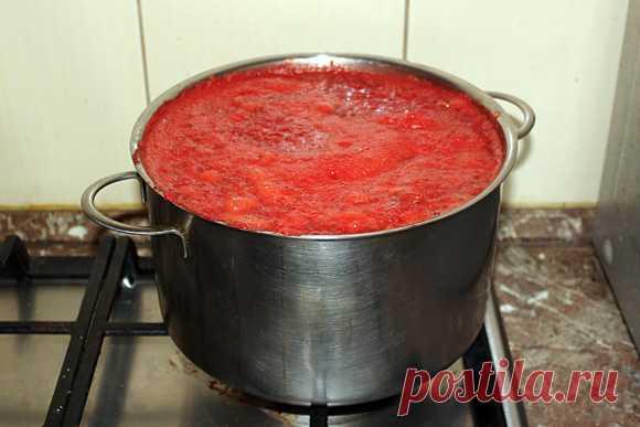 Мой любимый «Кубанский соус»