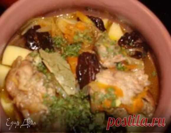 Простое жаркое в горшочках рецепт 👌 с фото пошаговый | Едим Дома кулинарные рецепты от Юлии Высоцкой