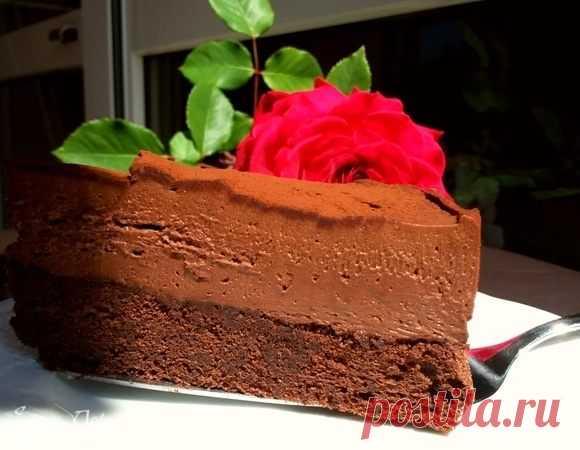 Шоколадный торт с Baileys , пошаговый рецепт на 6648 ккал, фото, ингредиенты - vicky