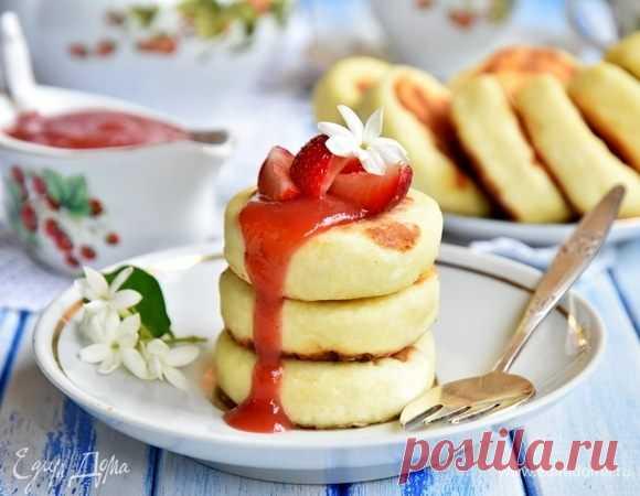 Сырники на манке рецепт 👌 с фото пошаговый | Едим Дома кулинарные рецепты от Юлии Высоцкой