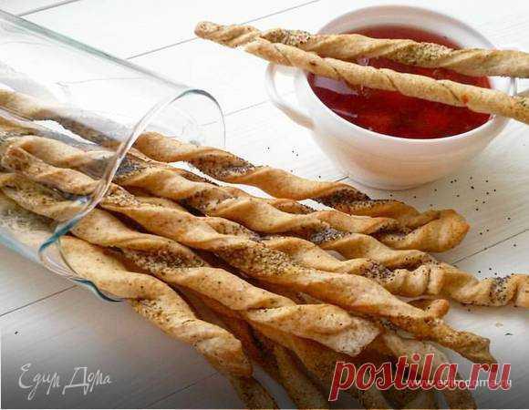 Как приготовить Гриссини или хлебные палочки Пошаговый рецепт с ингредиентами и фото