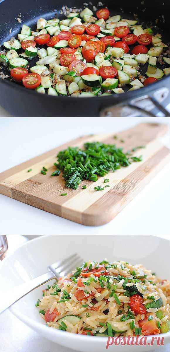 InVkus: Рис с обжаренными овощами. Простой пошаговый рецепт риса с обжаренными овощами.