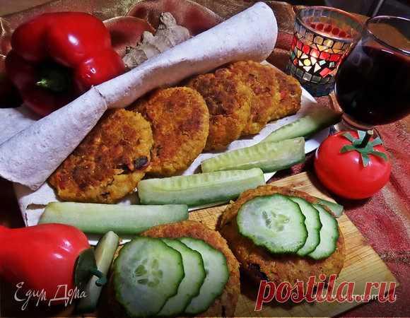 Фасолевые котлетки с колбасками рецепт 👌 с фото пошаговый | Едим Дома кулинарные рецепты от Юлии Высоцкой