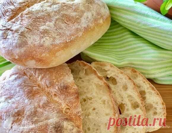 Сельский хлеб Hamelman's Pain Rustique (Рецепт из книги Дж. Хамельмана)