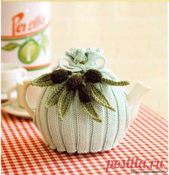 грелки на чайник - Самое интересное в блогах