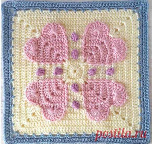 Pattern Never Ending Love Square - CRAFTS LOVED Hello and welcome to our website, you will find lots of news here so make the most of it and we have many crochet patterns to bring to you. If you love crochet just like us then you will love our website, here all the patterns we share with you are free. We have many […]