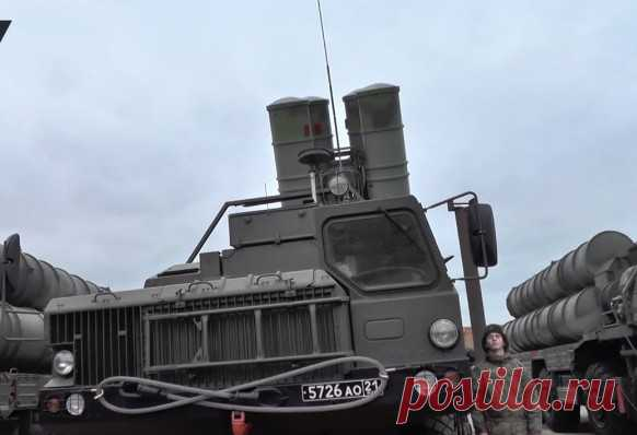 The second S-400 division came on duty in Sevastopol