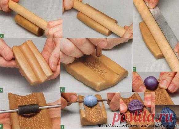 Форма для пластики своими руками
