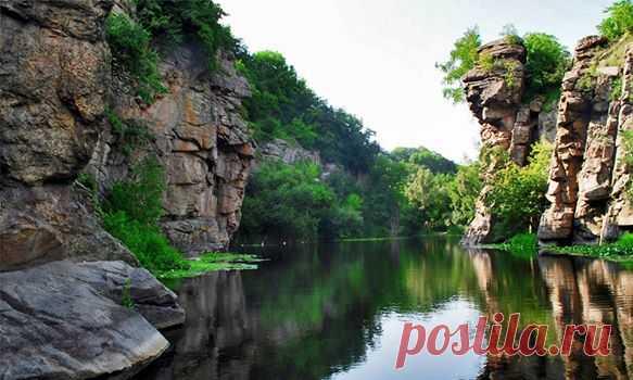 Butsky Canyon-
