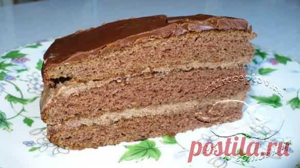 Торт Прага | Ваши любимые рецепты