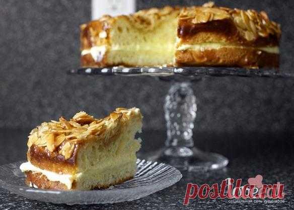 """Пирог """"Пчелиный Укус"""" - Loveeat - социальная сеть кулинаров"""