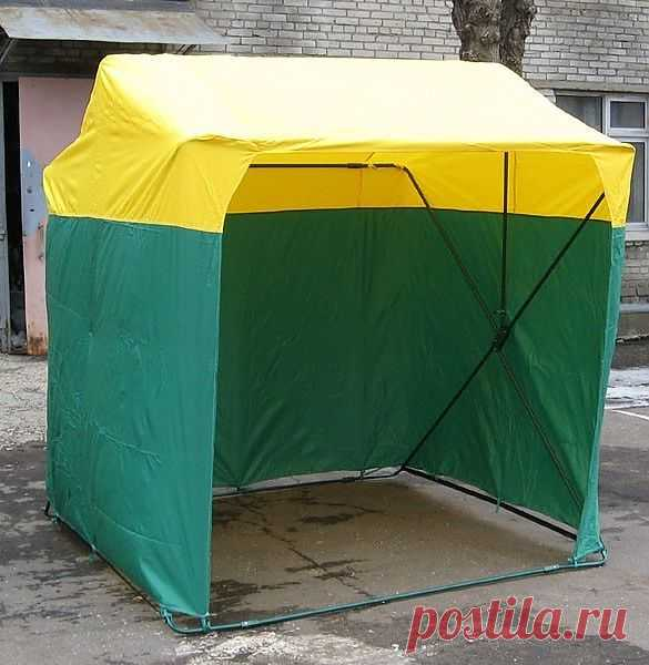 Палатка торговая 2,0х2,0 (кабриолет), Интернет магазин PRIMA vasta