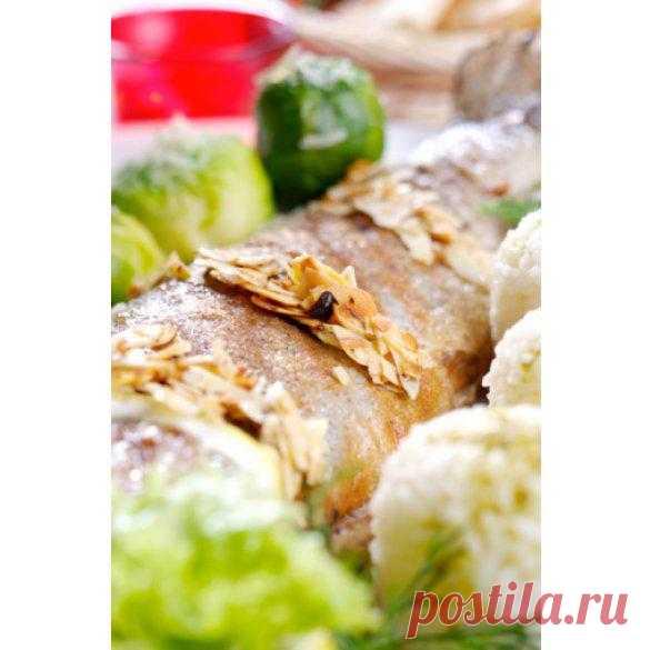 Праздничный рыбный день: как приготовить рыбу в Вербное воскресенье