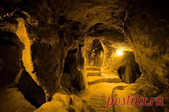Сейчас только 3 из 15 подземных городов доступны для посещения