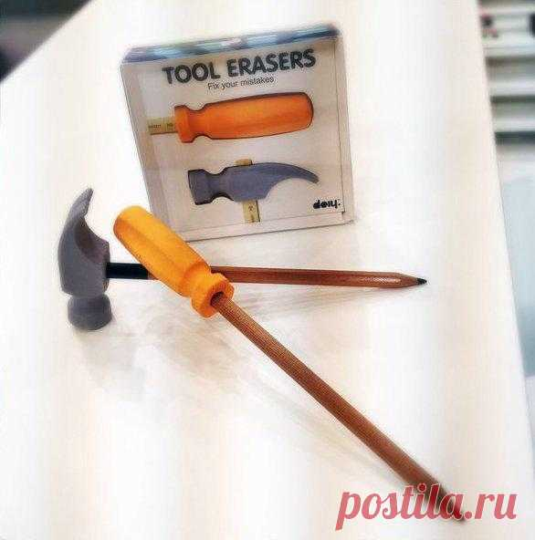 Ластик-инструменты ($10 USD)