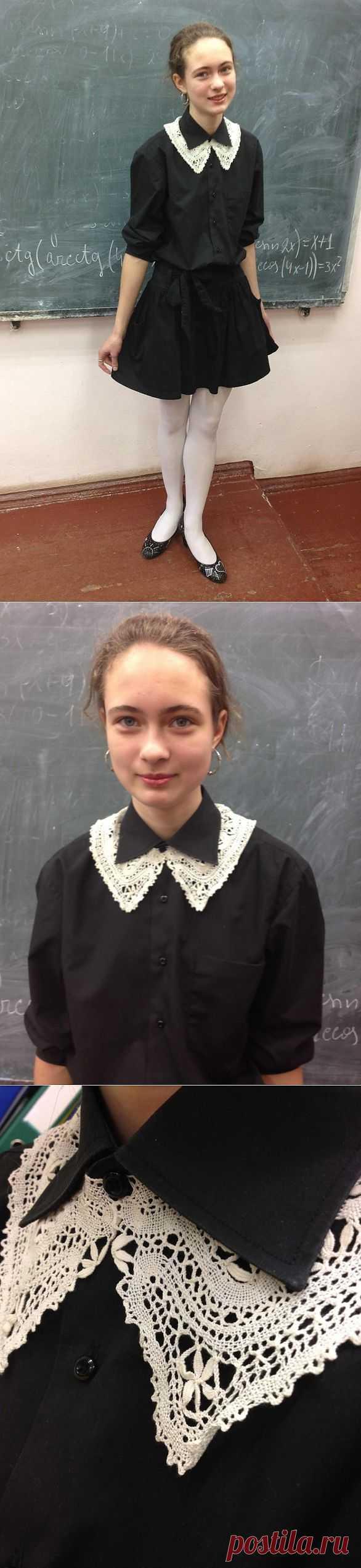 School look / Ваш стиль / Модный сайт о стильной переделке одежды и интерьера