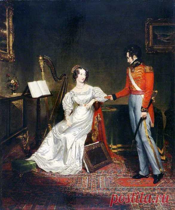 Как начиналась свадебная мода, или В каких нарядах шли под венец принцессы в XIX веке