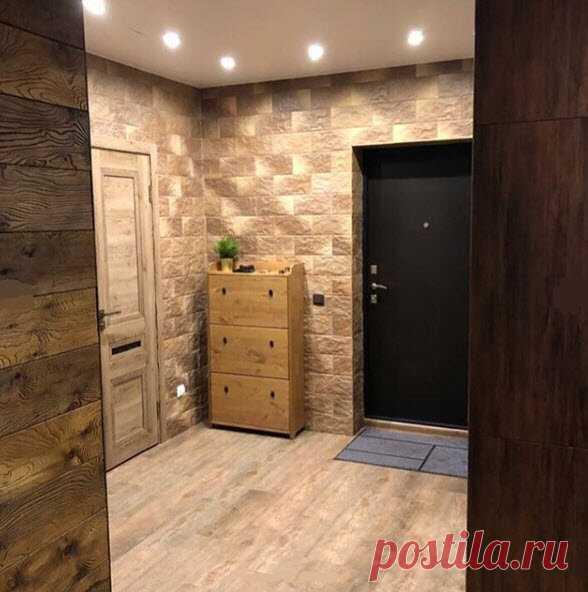 Квартира 36 кв. м. - трюки чтобы сделать маленькую квартиру больше