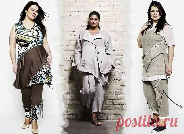 5eb2948f502 Советы по выбору одежды для полных женщин