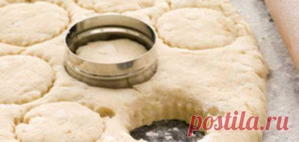 постное Сладкое дрожжевое тесто (рецепт из монастыря)