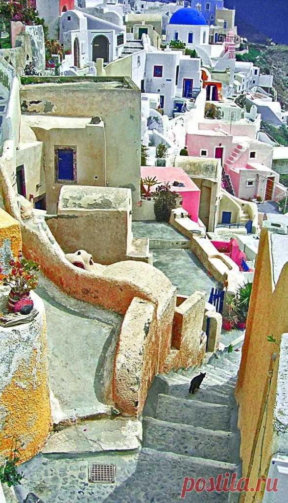 Для тех, кто соскучился по солнцу. Более 250 солнечных дней – или 3000 солнечных часов – в году бывает в Греции