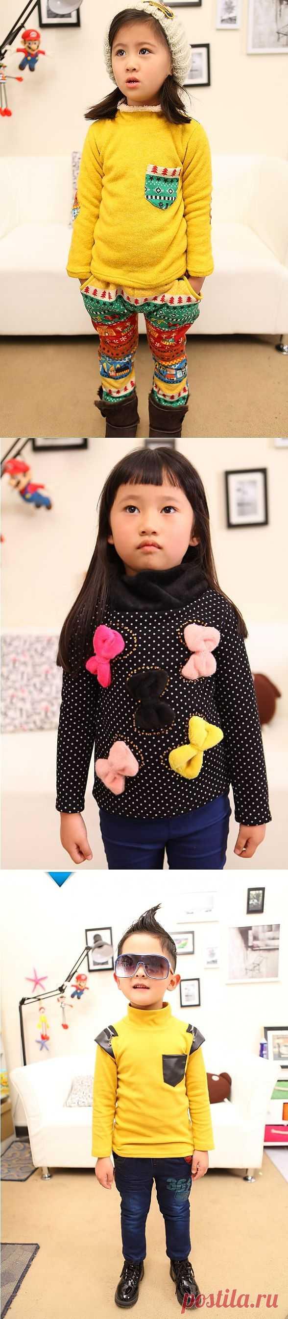 Небольшой декор (трафик) / Для детей / Модный сайт о стильной переделке одежды и интерьера