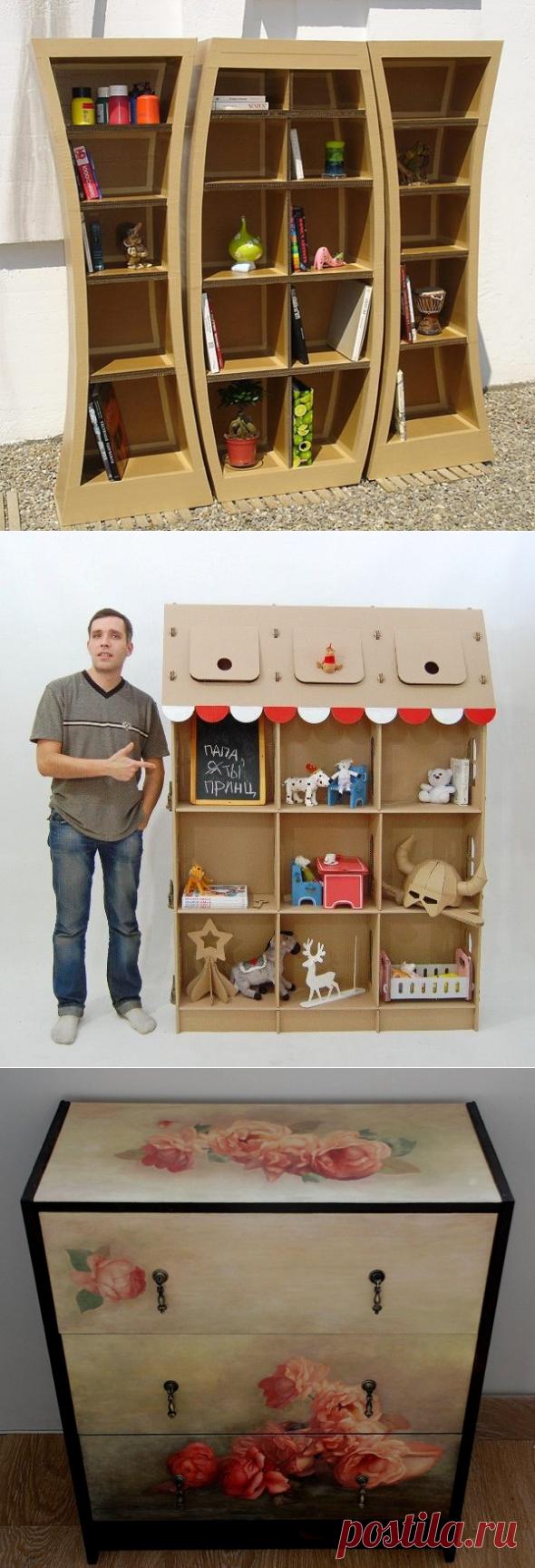 Как из коробки сделать шкаф: инструкция | Obustroeno.Com