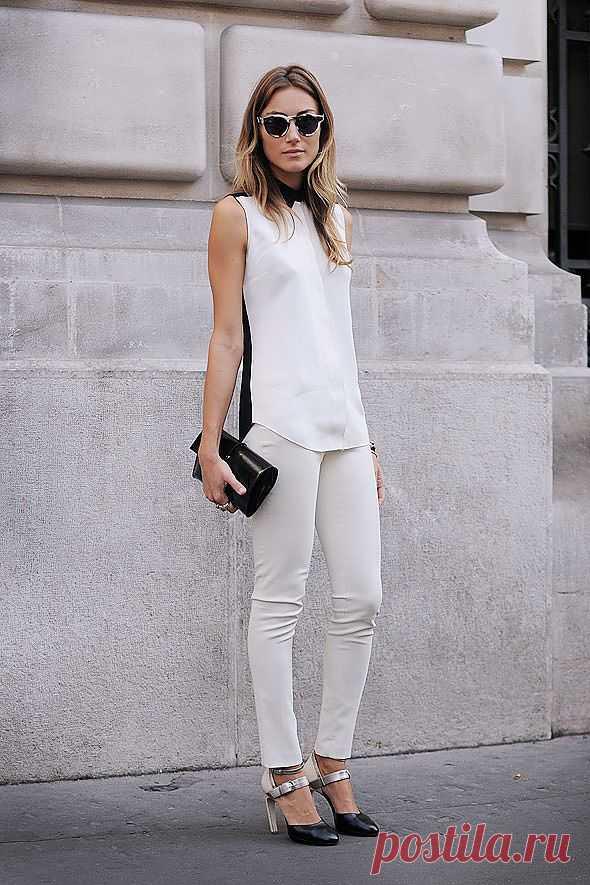 Необычная блузка / Блузки / Модный сайт о стильной переделке одежды и интерьера
