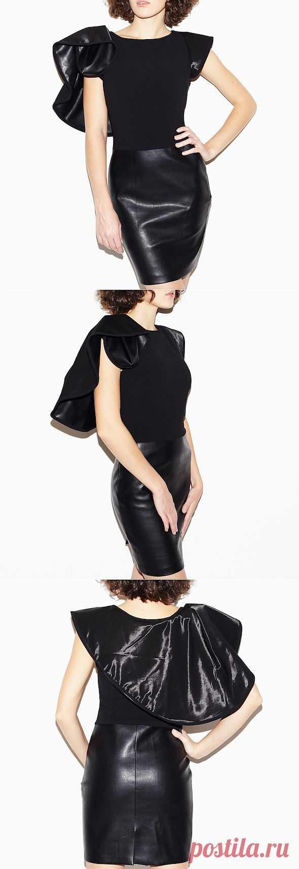 Сложный рукавчик / Платья Diy / Модный сайт о стильной переделке одежды и интерьера