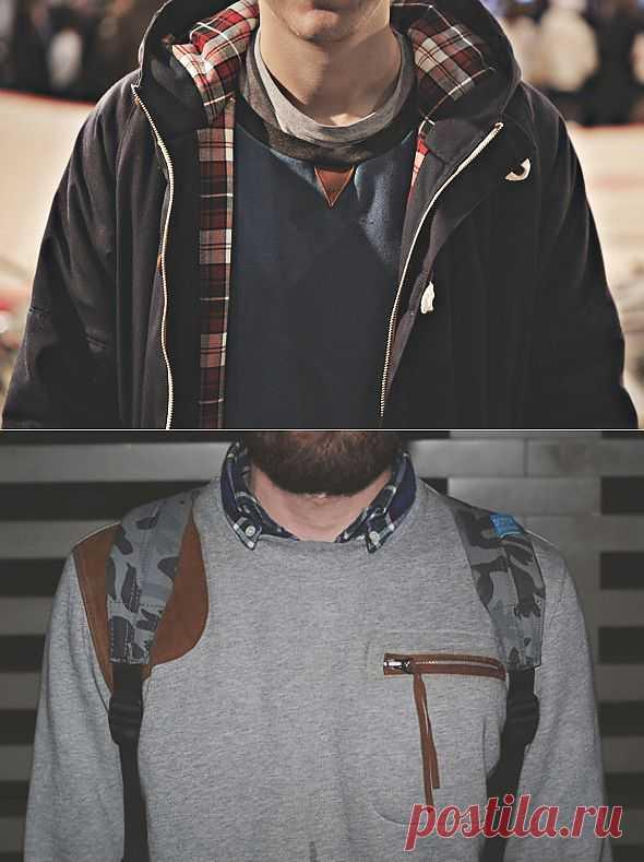 Кожаный треугольник / Мужская мода / Модный сайт о стильной переделке одежды и интерьера