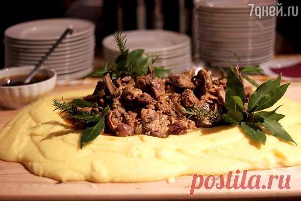 Тосканское рагу из семи видов мяса: пошаговый фоторецепт от Ники Белоцерковской
